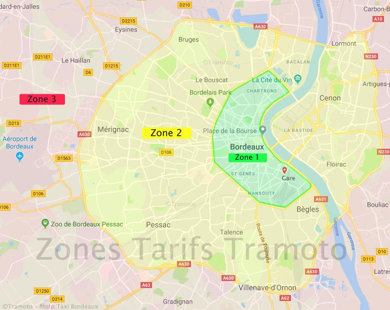 Moto-Taxi-Bordeaux-Tarifs-Zones-Tramoto