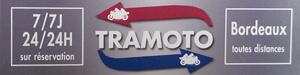 Moto Taxi Bordeaux – Transport Colis – Tramoto